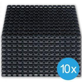 ringmat 40 x 60 cm 10 stuks