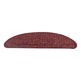 Trapmaantje Imola Rood - 17 x 56 cm